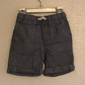 Cat & Jack Roll Up Shorts 2T